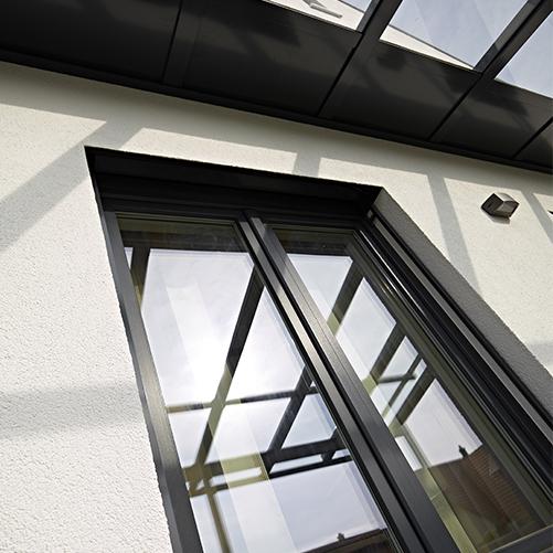 Systèmes Softline 82AD pour fenêtres et portes
