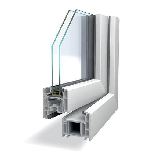 Softline 70 pour châssis des fenêtres et portes coulissantes