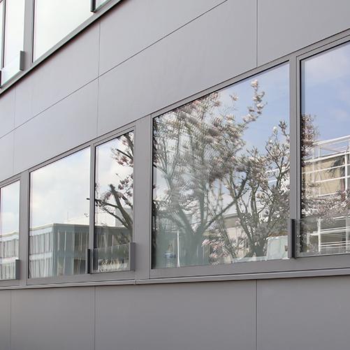 Garde-corps fenêtre