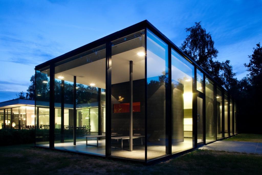 Baies vitrées architecture