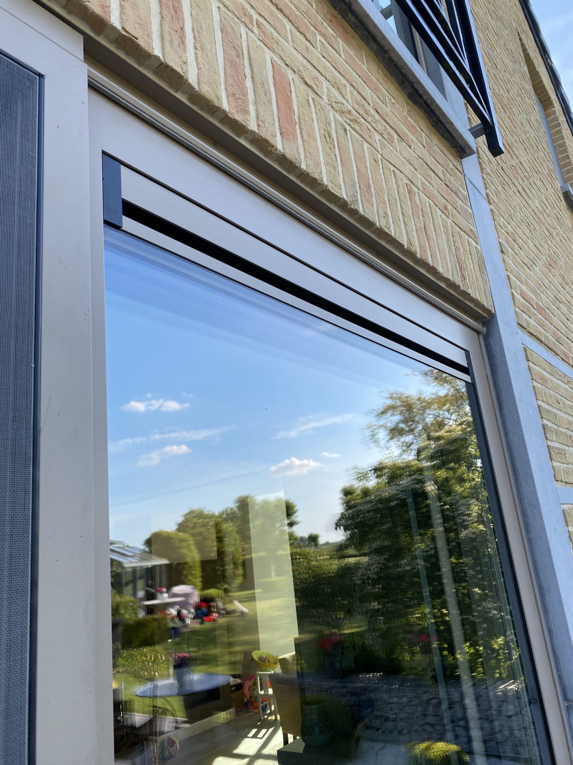 Ventilation portes et fenêtres