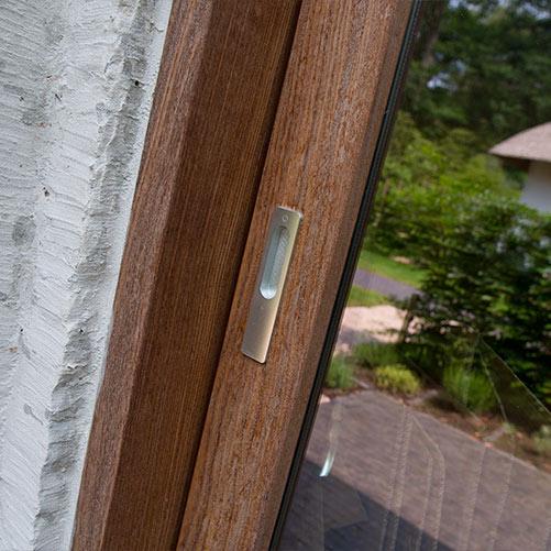 Coulissant bois fenêtre