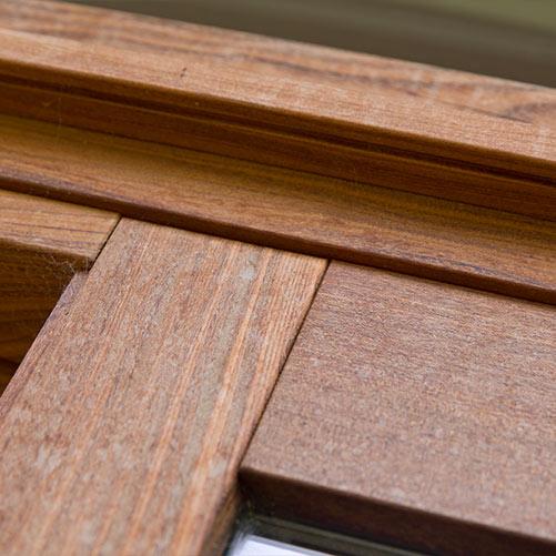 Coulissant bois châssis fenêtre