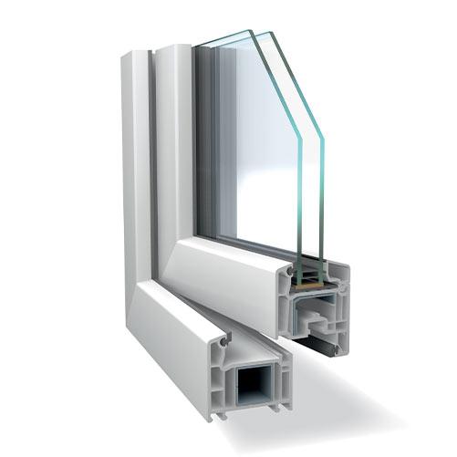 Softline 70 système de fenêtre
