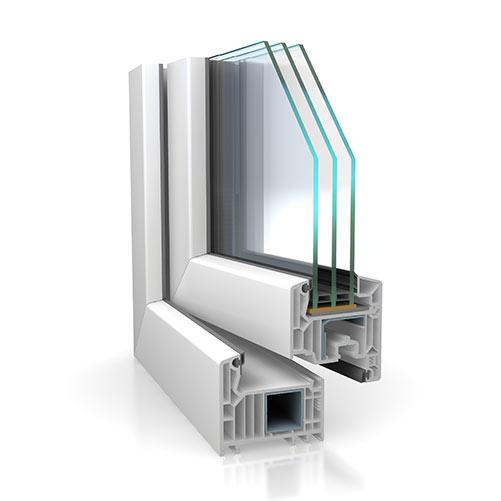 Softline 82 système de fenêtre