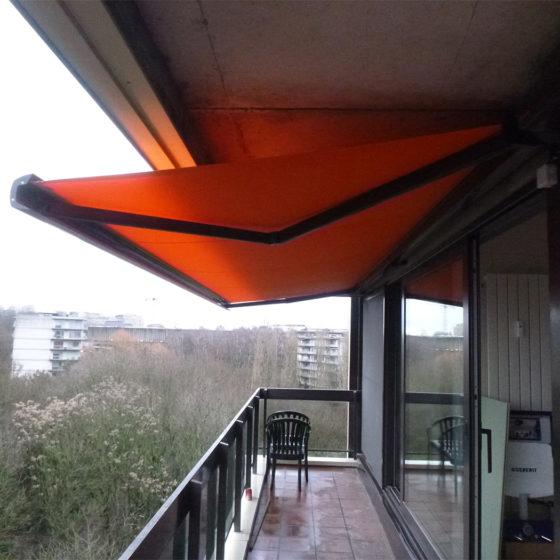 Tente solaire Bruxelles